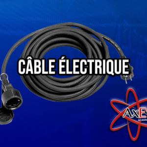 Cables Electrique