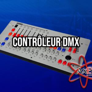 Controle DMX