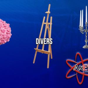 Décoration Divers