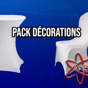 Pack Décoration