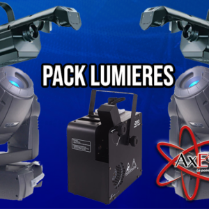 Pack Lumieres