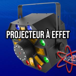 Projecteur à Effet