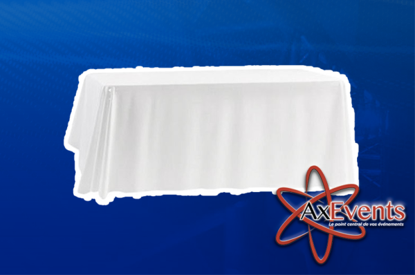 Nappe Blanche polyestere