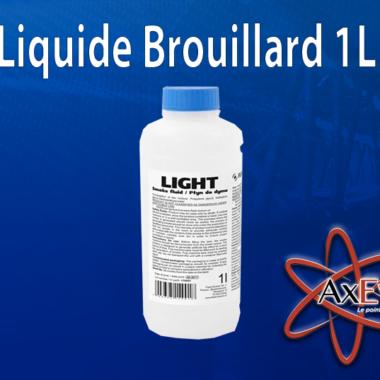 Liquide Brouillard 1L