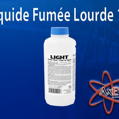 Liquide Fumée Lourde 1L