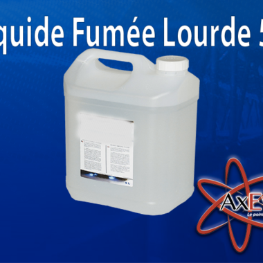 Liquide Fumée Lourde 5L